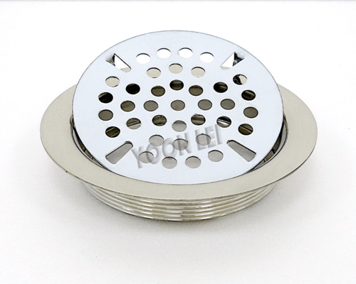 Drain W/ Snap-In strainer cover